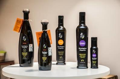 LOGO_Luz de Alba extra virgin olive oil