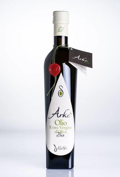 LOGO_Arkè Bio extra virgin olive oil