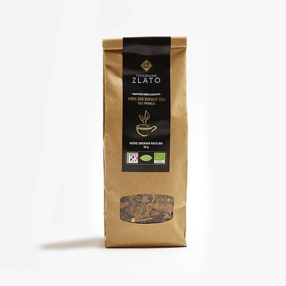 LOGO_100% Organic seabuckthorn loose leaf tea