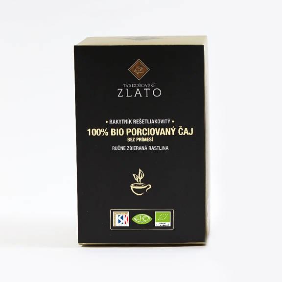 LOGO_100% Organic seabuckthorn bag tea