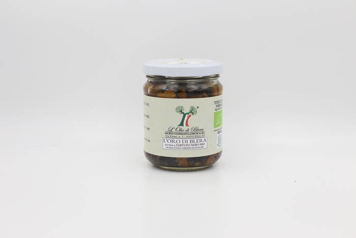 LOGO_Trüffel in Bio nativem Olivenöl