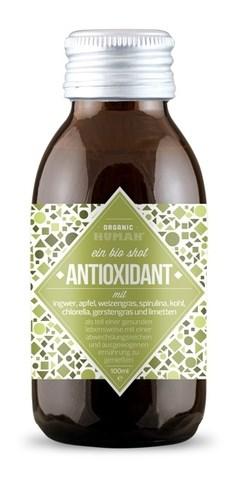 LOGO_Organic Human 100ml Shot-Antioxidant