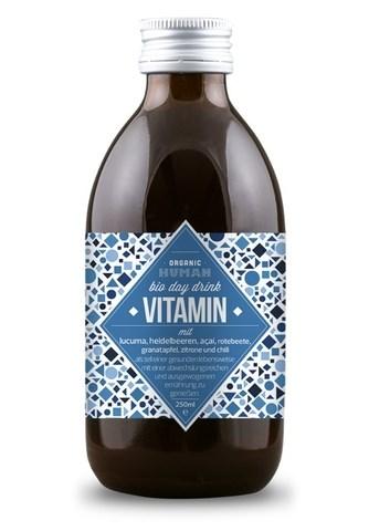 LOGO_Organic Human 250ml Slow-Vitamin