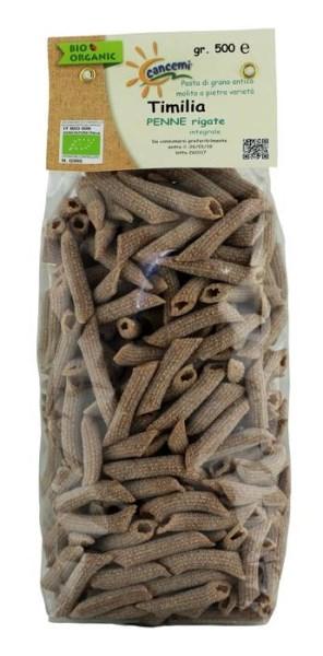 LOGO_Teigwaren aus Ungetreide aus Steingemahlenem Mehl Varietaet Timilia