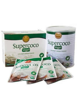 LOGO_SUPERCOCO COCONUT CREAM POWDER (VEGAN-ALL VEGETABLE; ORGANIC)