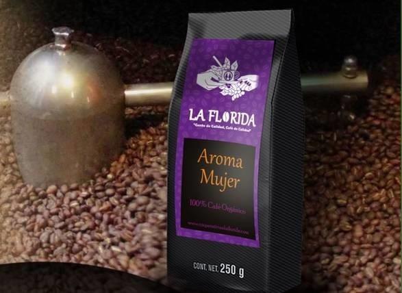 LOGO_Coffee Exotico Aroma mujer