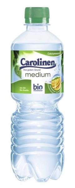 LOGO_Carolinen Bio Medium 0,5l