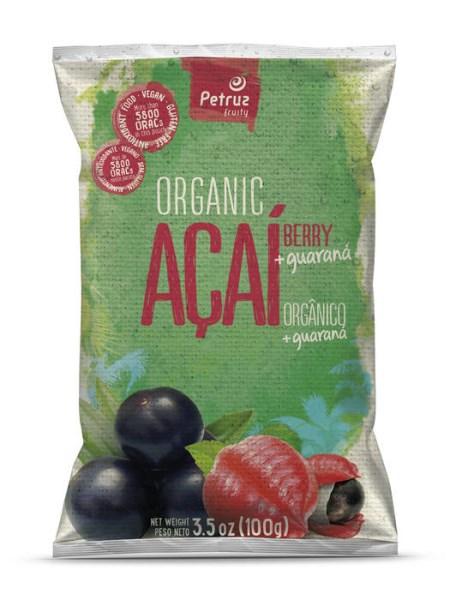 LOGO_Organic Açaí berry + Guaraná 100g
