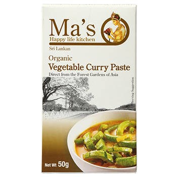 LOGO_Vegetable Curry Paste