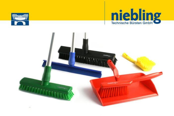 LOGO_Niebling Reinigungsbürsten und Industriehygiene-Systeme