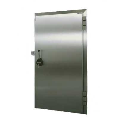LOGO_WALDNER Stainless steel Doors