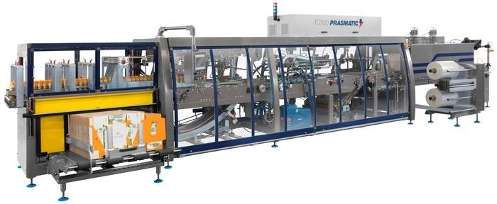 LOGO_PRASMATIC - high-speed shrink-wrapping machines, mainly for the beverage and food industries