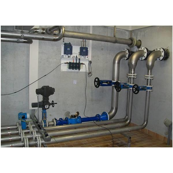 LOGO_Anlagenbau im Bereich Be- und Entlüftung und Edelstahlinstallationen für Trinkwasserbehälter / Brunnen