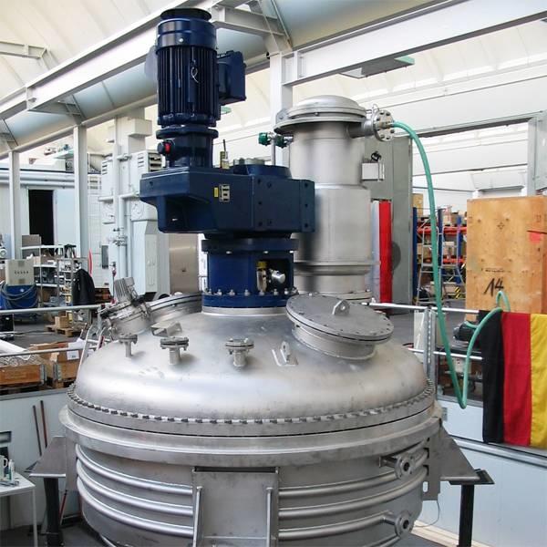 LOGO_Rührwerksbehälter für die chemische Industrie