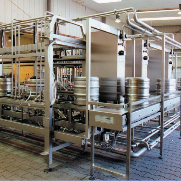 LOGO_Keg Reinigungs- und Füllmaschine VARIOMASTER