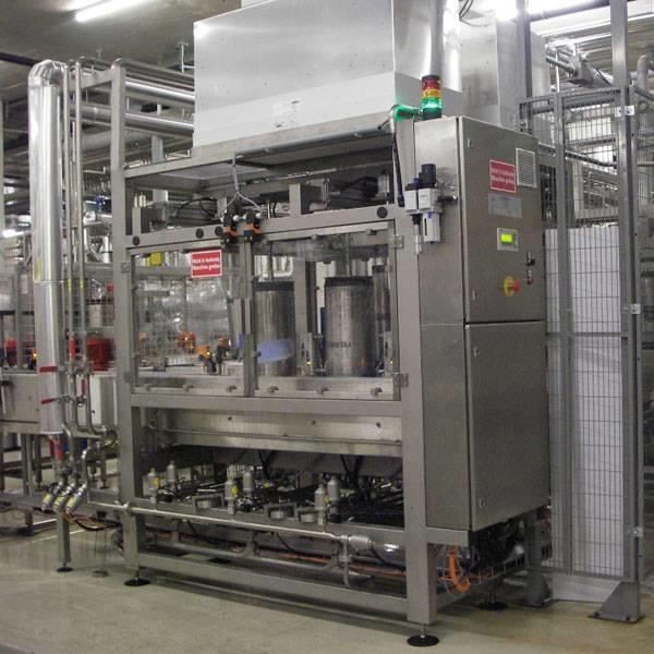 LOGO_Keg Reinigungs- und Füllmaschine VARIO RF