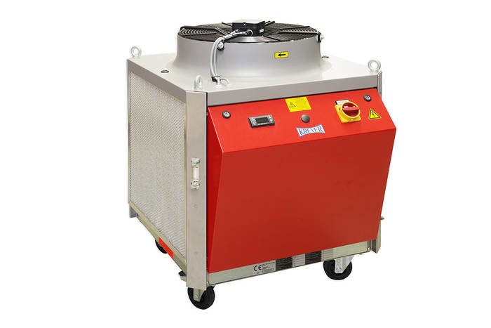 LOGO_Compact Water Chiller / Heater Chilly MAX - New Model