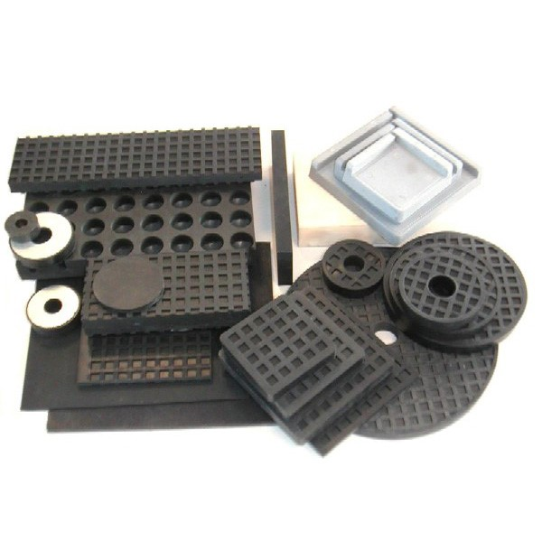 LOGO_NBR rubber insulating and damping plates