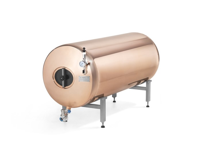 LOGO_Beer tank copper