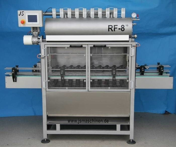 LOGO_Fully automatic In-Line Filler RF-8