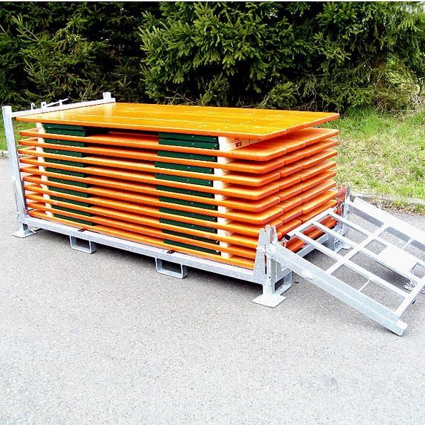 LOGO_Stahl-Klapp-Transport-Boxen für Festzeltgarnituren