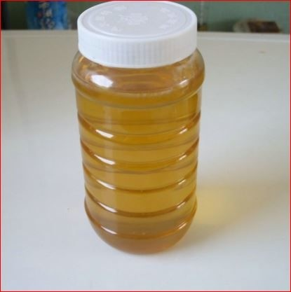 LOGO_Honey Chinese Bee Natural Mel Palma
