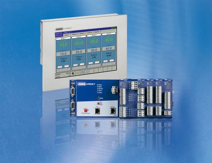 LOGO_JUMO mTRON T - scalable measuring, control, and automation system