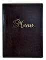 LOGO_Menu folders for restaurants
