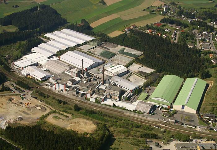 LOGO_Wiegand-Glas, plant Steinbach am Wald