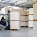 LOGO_Raw materials / wood pulp cardboard