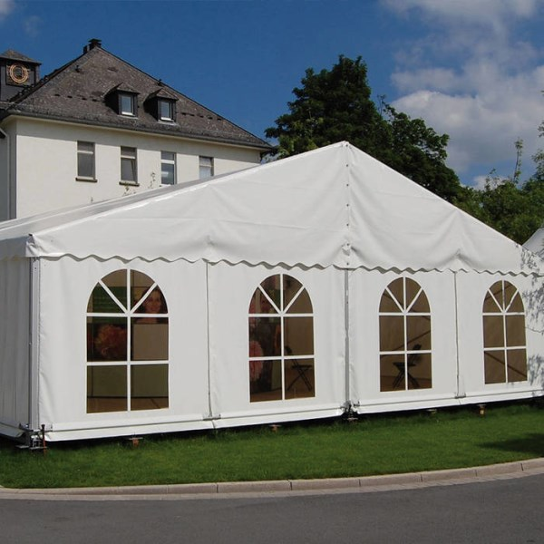 LOGO_Party tents & large marquees »MINI, MAXI, Quickflex«