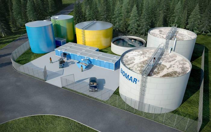 LOGO_EnviModul Biomar® modular plant technology