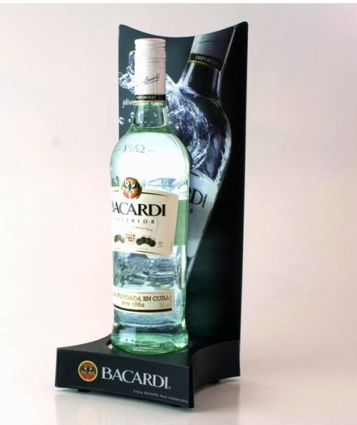 LOGO_Display & POS - Single Bottle Glorifier