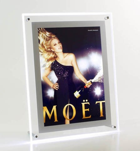 LOGO_Indoor Signs - Poster frame