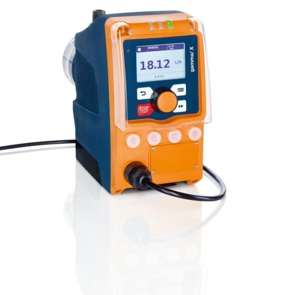 LOGO_Solenoid Driven Metering Pump gamma/ X