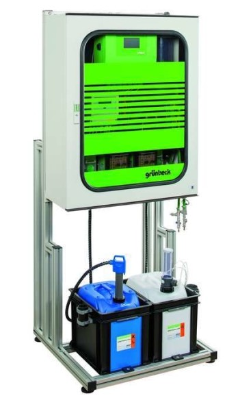 LOGO_Chlorine dioxide generation systems GENO®-Baktox MRX/RX/X