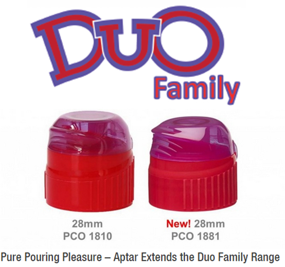 LOGO_Duo, pure pouring pleasure