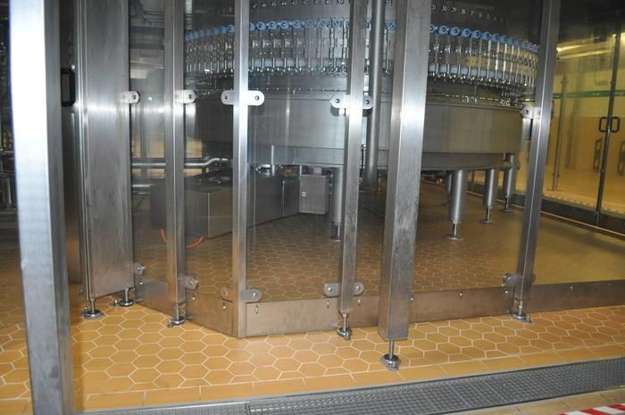 LOGO_Flooring system for filling lines