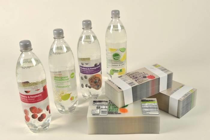 LOGO_Cut & Stack / Wet Glue Labels