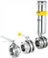 LOGO_Butterfly valves SV