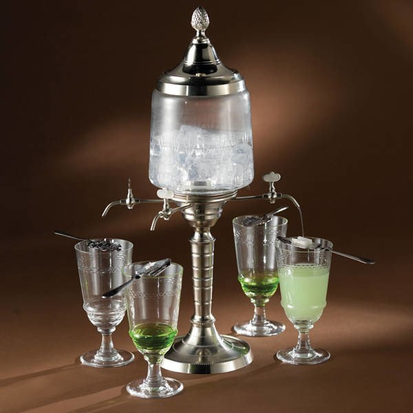 LOGO_Absinthe fountain