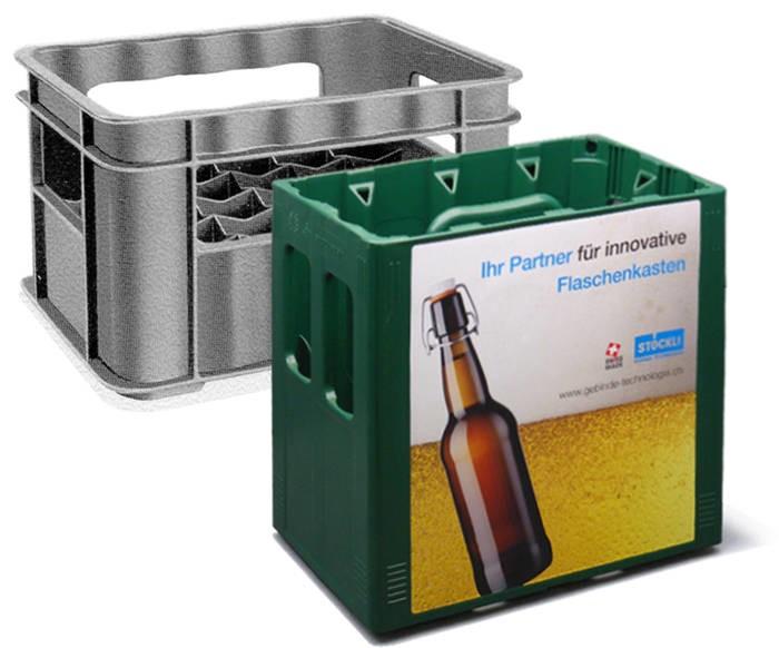 LOGO_Für jeden Durstlöscher den passenden Flaschenkasten