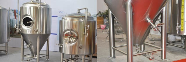 LOGO_Fermentation tank and Bright beer tank
