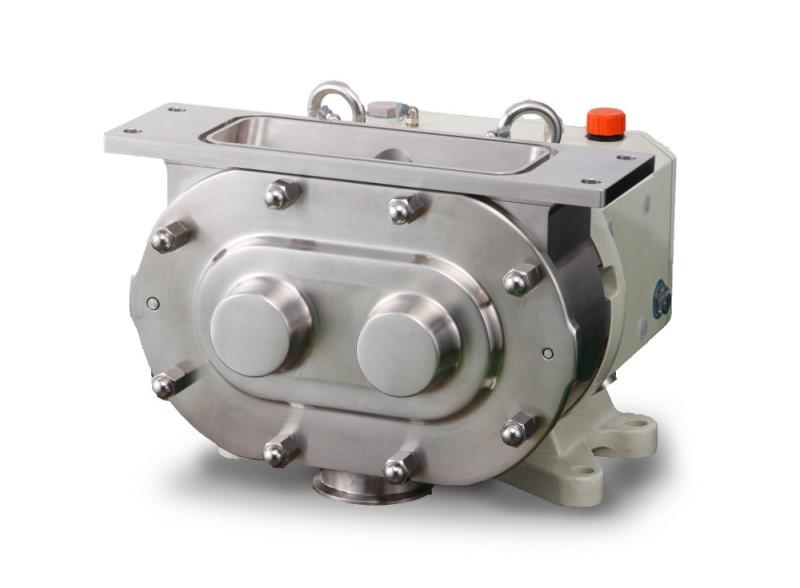 LOGO_Pumpe mit rechteckigem Saugstutzen