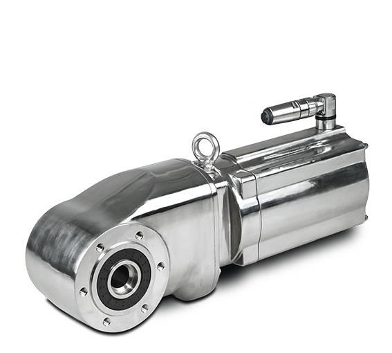 LOGO_BK17 Stainless Steel Geared Motors
