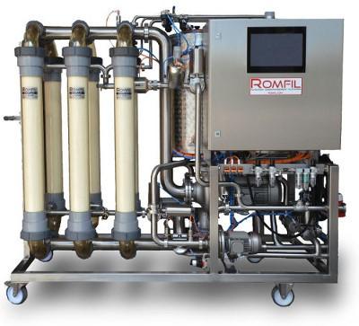 LOGO_ROMFIL Evoflow Filtrationssysteme RCF