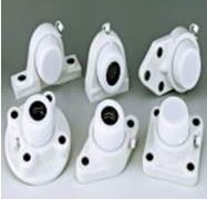 LOGO_Bearing units in IP54 thermo plastic housing