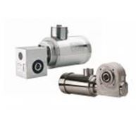 LOGO_Gear motor in stainless steel