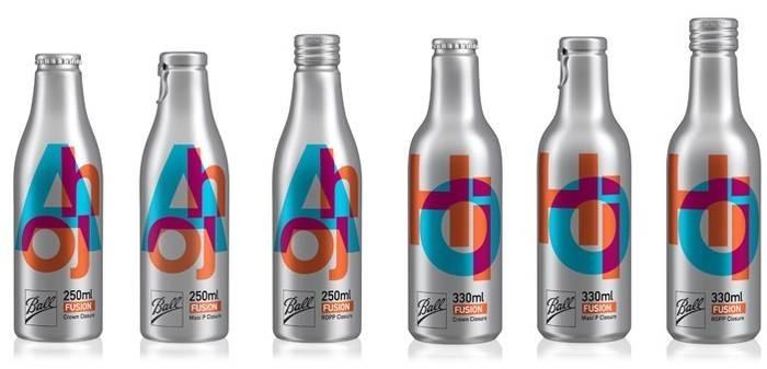 LOGO_Aluminium Bottles