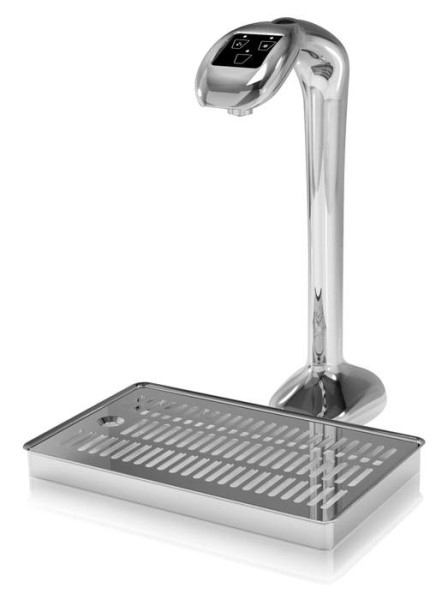 LOGO_AIRONE GENIUS DISPENSING TAPS FOR MICROFILTERED WATER